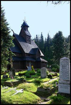 Vang Stave Church, Karpacz, Poland