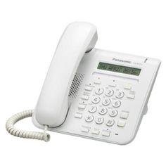 Panasonic kx-nt511aruw  — 6390 руб. —  Поддержка NAT - Есть, Высота - 13, Ширина - 19, Глубина - 22, Вес - 540, Беспроводной телефон - Нет, LCD-дисплей - Монохромный, Спикерфон - Есть, Конференц-связь - Нет, Количество линий - 3, Цвет - Белый, Поддержка DECT - Нет, Bluetooth - Нет, Поддержка GSM - Нет, Интерфейсы - LAN, Интерфейсы - WAN, Подключение гарнитуры - Нет, Тип - VoIP-телефон, Независимая беспроводная трубка - Нет, Определитель номеров - Есть, Поддержка Wi-Fi - Нет, Сенсорный экран…