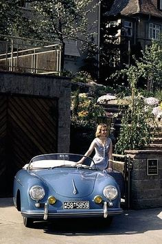 DO YOU LIKE VINTAGE? — Porsche 356 Speedster