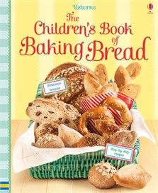 Children's book of baking bread - NEW FOR JANUARY 2015