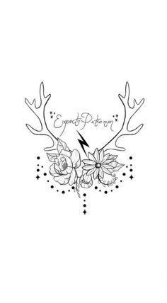 potter Tattoos Harry Potter tattoo idea Tatuagens Harry Potter The post potter Tattoos Harry Potter tattoo idea appeared first on Best Tattoos. Harry Potter Tattoos, Harry Potter Tattoo Sleeve, Harry Potter Drawings, Harry Potter Quotes, Harry Potter Art, Literary Tattoos, Hp Tattoo, Back Tattoo, Deer Tattoo