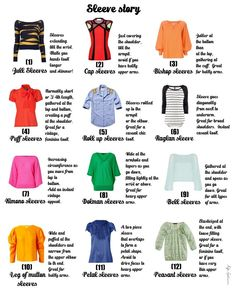 1000+ images about Clothing Styles (Names) on Pinterest ...