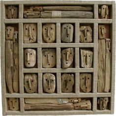 http://www.bing.com/images/search?q=wood and stone assemblage art