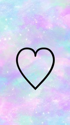 Love Wallpaper Backgrounds, Teen Wallpaper, Heart Iphone Wallpaper, Kawaii Wallpaper, Tumblr Wallpaper, Aesthetic Backgrounds, Cute Wallpapers, Phone Backgrounds, Girl Outlines