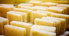 Rezept: Shampoo-Seife selber machen - immer parat und perfekt für Reisen