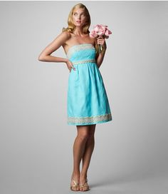 BETSEY DRESS JACQUARD by Lily Pulitzer