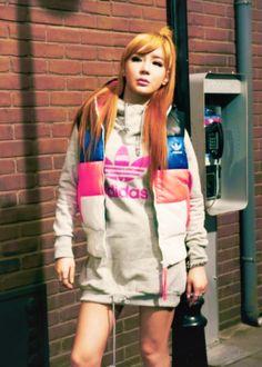 ♥ #AsianPop ♬Park Bom - 2ne1