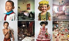 Photographs from around the world show where our children sleep #DailyMail