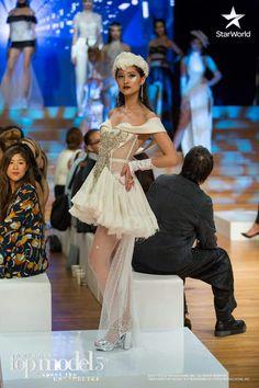 Maureen Wroblewitz - AsNTM 5 Final Catwalk Second look. #AsNTM5 #TopModel #Model #Philippines