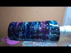 Diy Tumblers, Custom Tumblers, Glitter Crafts, Resin Crafts, Mason Jar Gifts, Mason Jar Diy, Alcohol Ink Crafts, Alcohol Inks, Wine Bottle Crafts