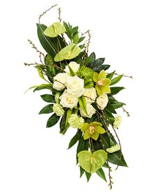 The importance of funeral flowers is what we take the most pride in. Home Flowers, Church Flowers, Funeral Flowers, All Flowers, Send Flowers, Funeral Floral Arrangements, Easter Flower Arrangements, Creative Flower Arrangements, Deco Floral