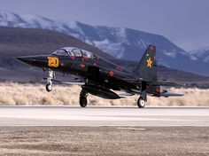Naval Air Station Fallon in Nevada is the United States Navy's most important air-to-air and air-to-ground training facility, home of the Top Gun course. Here's an overview of the colorful aircraft...