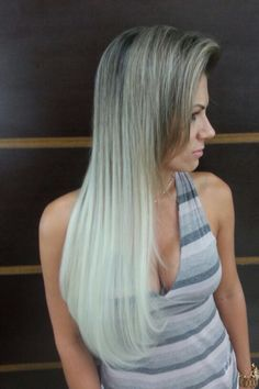 Mega Hair + Luzes. By Nil Borborema.