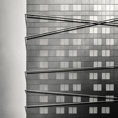 by Pietrino Di Sebastiano Canon Eos, Canon Zoom Lens, Photoshop, Construction, Geometry, More, Black And White, Architecture, Photography
