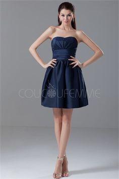 Demoiselles d 39 honneur bleu marine sur pinterest for Robes de demoiselles d honneur bleu marine mariage