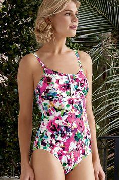d547ba58f9d3d0 Delhi Designer Post-Surgery Swimsuit (S758) by Amoena. Our beautiful Delhi  swimsuit