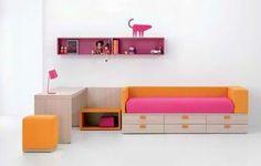 New small kids room layout ideas Ideas Home Design, Kids Room Design, Interior Design, Minimalist Layout, Minimalist Kids, Kids Furniture, Furniture Design, Purple Cabinets, Muebles Shabby Chic