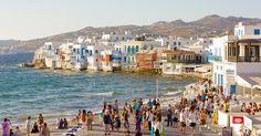Roteiro de 3 dias em Mykonos   Grécia #Grécia #Mykonos #europa #viagem