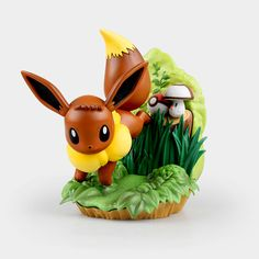 Pokemon GO Cute Original Eevee Action Figure the Pocket Monsters Eevee State Figure Model-in Action & Toy Figures from Toys & Hobbies on Aliexpress.com | Alibaba Group