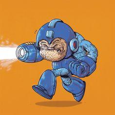 Old Mega Man