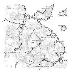 Tecnoneo: 'Generating fantasy maps' es un proyecto de codificación que crea mundos de ficción