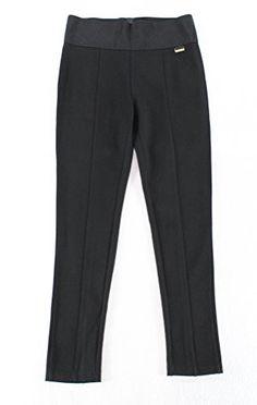 Women's Small Stretch Pants Black S Catherine Malandrino, Autumn Fashion Casual, Stretch Pants, Black Pants, Stretches, Sweatpants, Black Slacks, Black Chinos, Black Trousers
