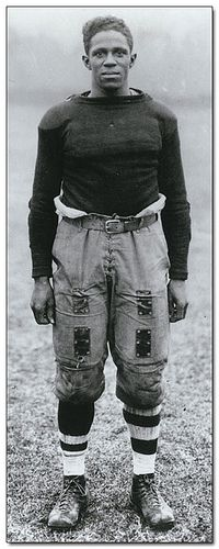 Frederick Fritz Pollard by Black History Album, via Flickr| First African American head coach in the NFL