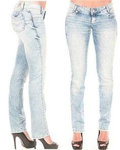 Calça Jeans Sawary Levanta Bumbum Sabrina Sato Premium Sexy - R$ 125,00