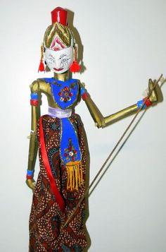 Marionnettes à tiges