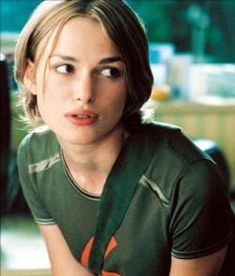 Star Wars Actor Keira Knightley Bend It Like Beckham Pinterest - Hairstyle like beckham
