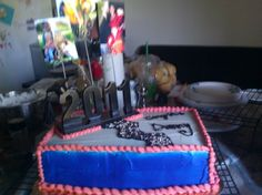 SDSU Grad cake for Danny