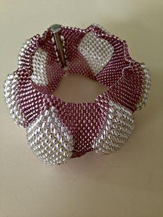 Japanese Glass Beads Bracelet