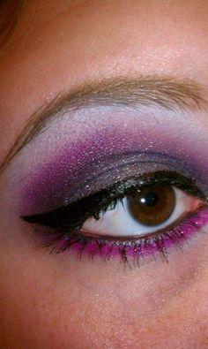 Simple Girly Smokey Eye