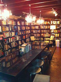 Bookshop Cafe- Paddington
