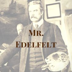 Albert Edelfelt was one of the first Finnish artists to achieve international fame. He enjoyed considerable success in Paris, including a gold medal at the Paris Universal Exposition of 1889. His painted portraits of many famous people, including Louis Pasteur, Aino Ackté and the royal family of Russia Louis Pasteur, Finland, Famous People, Russia, Success, Portraits, Artists, Paris, Gold