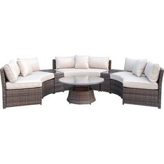 Found It At Wayfair.co.uk   Janet 9 Seater Sectional Sofa Set With