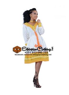 Ethiopian Cultural Dress