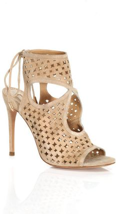 Aquazzura Sexy Star booties I would like to marry this shoe