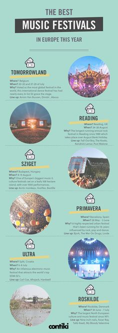 Best Music Festivals In Europe This Year