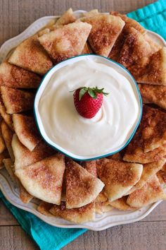 Cinnamon Sugar Wedge