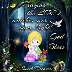 Good Night, God Bless!!