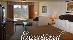 Planning your trip to Spokane for Valleyfest...check out  Oxford Suites in the Spokane Valley. Love 'em!