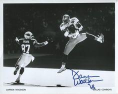dallas cowboys autograph - Darren Woodson