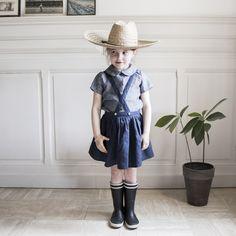 cute little girl style