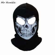 New Arrival ! Ghost Skull Full ... Get yours at http://beu.co/products/ghost-skull-full-mask-balaclava-beanies-hats-men?utm_campaign=social_autopilot&utm_source=pin&utm_medium=pin