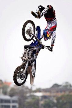 13 Most Intense Extreme Sports Bmx, Motorcross Bike, Motocross Riders, X Games, X Fighter, Motocross Love, Nitro Circus, Freestyle Motocross, Side Car