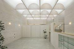 Takeshi Hosaka Architects: Daylight House, Tokyo | Yellowtrace