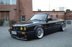 BMW E30 Cabrio.