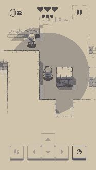 Into the Dim - Retro Turn-Based Roguelike (iOS)