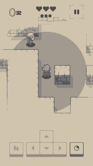 Into the Dim - Retro Turn-Based Roguelike (iOS)